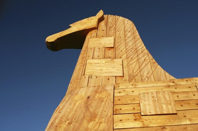 700 Trojan Horse