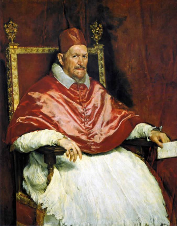Velasquez Pope Inocencent X