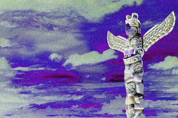 Totem mystic.fw