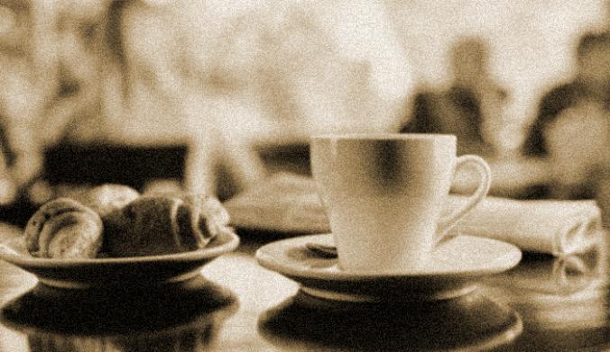 Coffee Croissant.fw