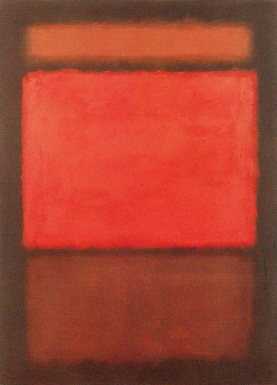 No. 14 1963 by Mark Rothko, 1963.fw