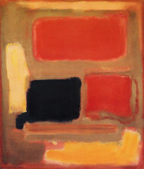 No. 20 1949 by Mark Rothko, 1949.fw