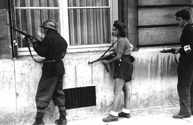 French Resistance-1944