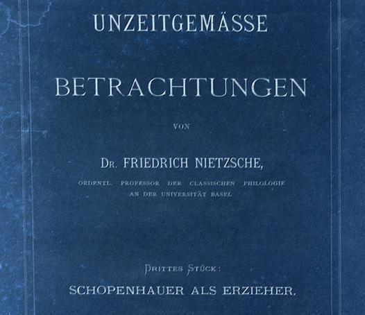 Schopenhauer as Educator alt.fw